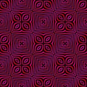 clover cross pink