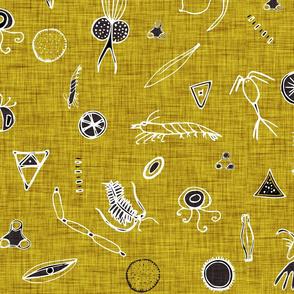 zooplankton mustard