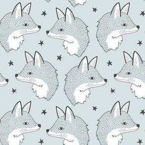 Fantastic Fox grey