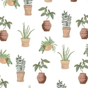 Plant lady | Pattern