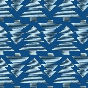 fir tree classic blue
