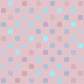 soft polka dots, kids stuff, cozy polka dots, kids, kids polka dots, pastel polka dots, baby, baby polka dots, baby shower design, bedroom, delicate polka dot, nursery stuff, female