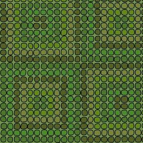 Cobblestones - Green