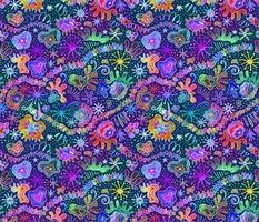Microscopic Kaleidoscope