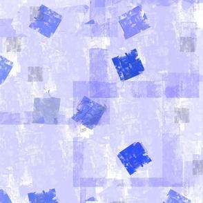 Square on Square Random Purple