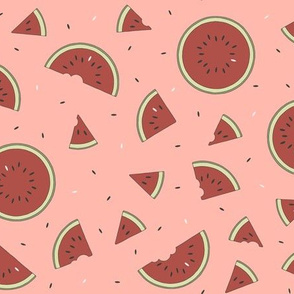 Ode to Watermelons