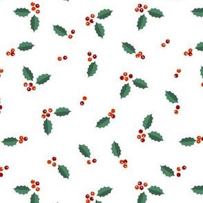 Berries & Xmas- classic