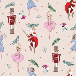 Nutcracker Ballet Christmas Co Ord