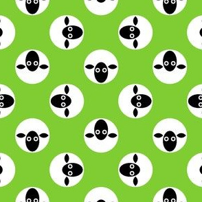 10889238 : sheep polka