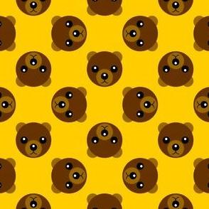 10889295 : bear polka