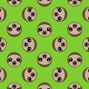10889345 : sloth polka