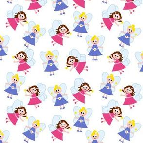 Fairy Jessie and Fairy Emma