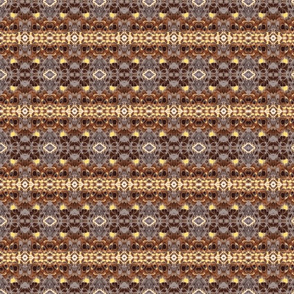 Brown Butterfly Wing, bright weave