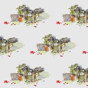 Trullo in Olive grove