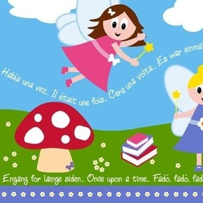 Once Upon a Fairy - Around the World