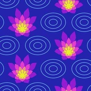 10893331 : flameflower ripple : bobpalette