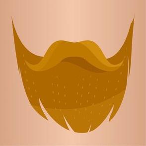 Facial hair shade A beard 1