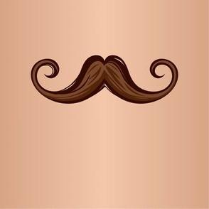 Facial hair shade A brown m2