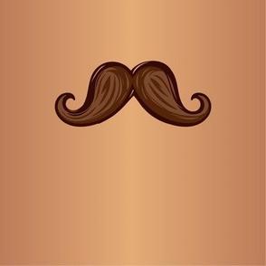 Facial hair shade G brown m3
