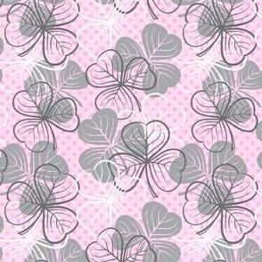 Clover - pink