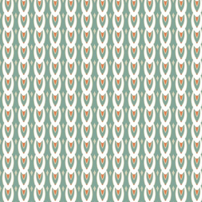 knitting, knitted pattern, wool yarn, knitted rows, cozy, winter, winter pattern, winter yarn, large scale, green, bulk knitting, knitwear, voluminous knitted.