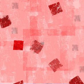 Squares Square  Random Red