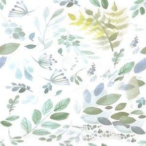 Botanical Woodland 6x6