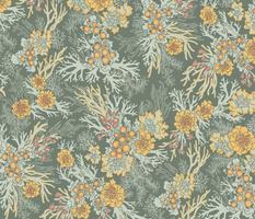 Lichen - fake floral