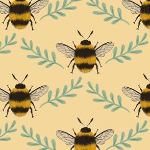 Bumblebee Botanical