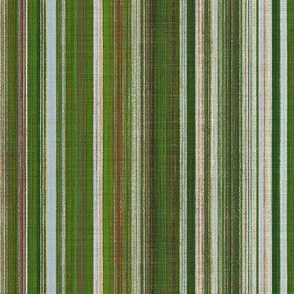 Sediment Stripe - leafy - vertical