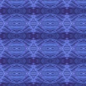 Lapis Blue Bow Tie Knit