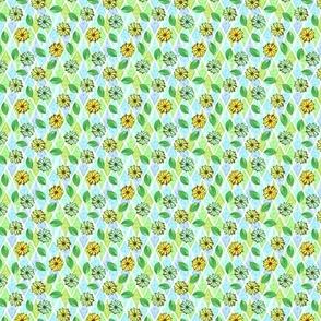 Retro Spring Wallpaper