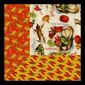 Farm Catalog Quilt B