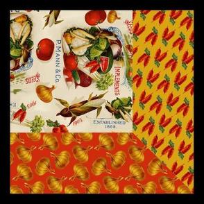 Farm Catalog Quilt D