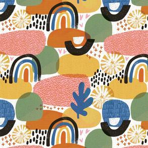 Safari Colour Block