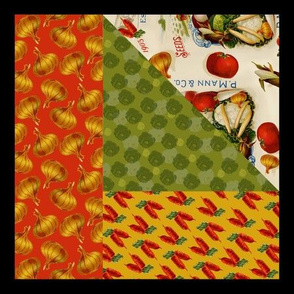 Farm Catalog Quilt BB