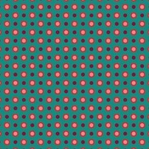 teal  red large dot 2