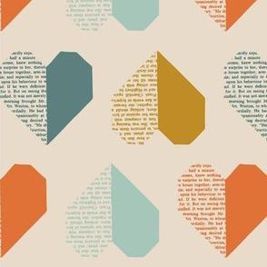 I Heart Books Cream