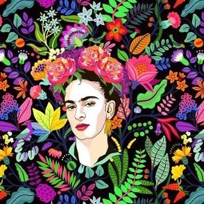 Frida in Bloom