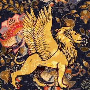 The Winged_Lion