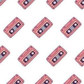pink cassette 1