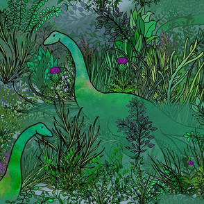 Loch Ness Lagoon