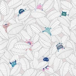 Microscopic world (small scale)