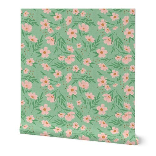 Pink Floral Frenzy