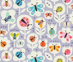 Micro Bugs Grey