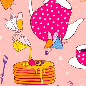 Breakfast fairies