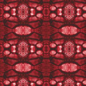 Poppy Seed Capsule - Red