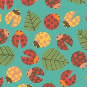 Lady Beetle - Autumn