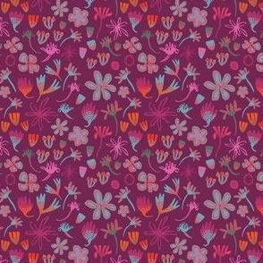 Stripey-Daisy-Field-of-Flowers-Plum