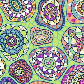 Cellular Floral